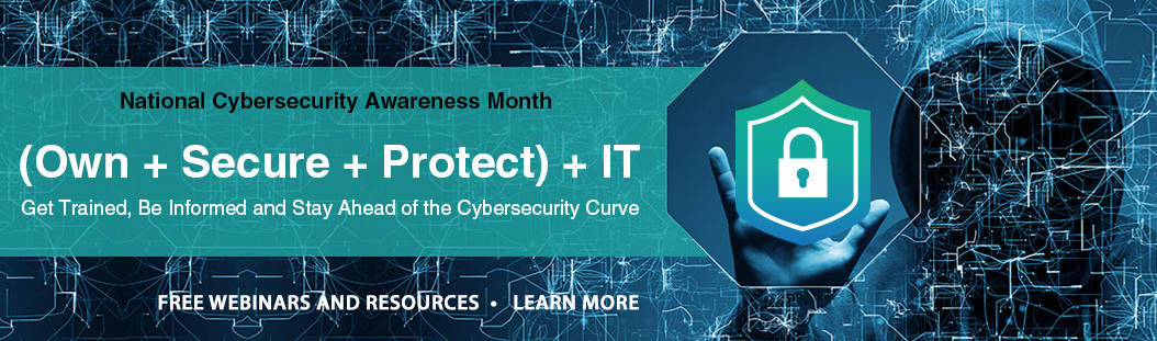 New Horizons Cybersecurity Month