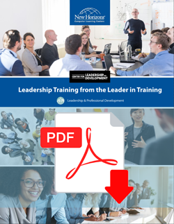 Leadership Development Professional Course Class Catalog